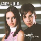 Cd Sandy E Junior   As Quatro Estaçoes