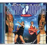 Cd Sandy E Junior   Era Uma Vez Ao Vivo