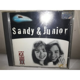 Cd Sandy E Júnior Millenium 1998