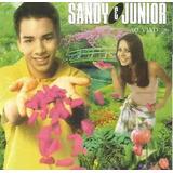 Cd Sandy E Junior Quatro Estações O Show Ao Vivo