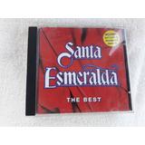 Cd Santa Esmeralda The Best 1993