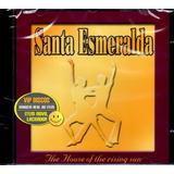 Cd Santa Esmeralda The House Of The Rising Sun Novo Lacrado