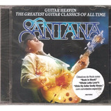 Cd Santana   Guitar Heaven The Greatest Classics Of All Time