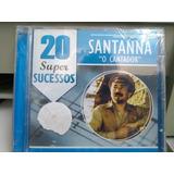 Cd Santana O Cantador   20 Super Sucessos