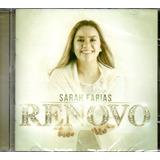 Cd Sarah Farias   Renovo