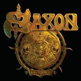 Cd Saxon   Sacrifice   Importado   Lacrado
