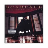 Cd Scarface Untouchable  importado