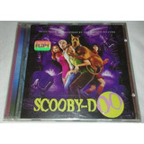 Cd Scooby Doo   Trilha Sonora Filme 2002 Simple Plan Outkast