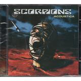 Cd Scorpions   Acústica