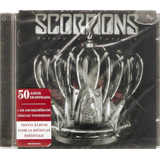 Cd Scorpions   Return To Forever   Novo Lacrado