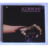 Cd Scorpions Lonesome Crow Digipak Lacrado Importado Alemão