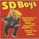 Cd Sd Boys Funk Popozuda Do Planeta Tá Dominado Impecável