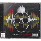 Cd Sean Paul   Full Frequency   Novo   Lacrado