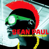 Cd Sean Paul   Tomahawk Technique Funk Black Dance Rap Pop