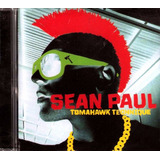 Cd Sean Paul Tomahawk Technique Original Dancehall Hip House