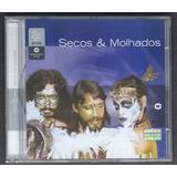 Cd Secos E Molhados Warner 25 Anos   Original Seminovo