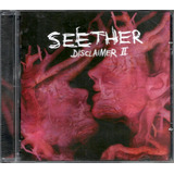 Cd Seether   Disclaimer Ii excelente Estado