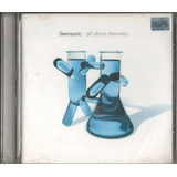 Cd Semisonic All About Chemistry 2001 Universal Lacrado