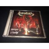 Cd Sepultura   Morbid Visions
