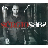 Cd Sérgio Saas   Classic The Best