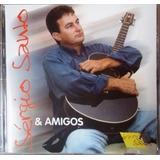 Cd Sérgio Santo E Amigos