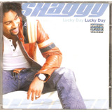 Cd Shaggy   Lucky Day   Novo