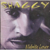 Cd Shaggy   Midnite Lover   Novo