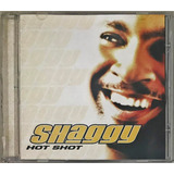 Cd Shaggy Hot Shot 2001 Universal   D1