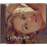 Cd Shakira   Sale El Sol