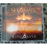 Cd Shaman   Ritualive