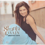 Cd Shania Twain   Greatest Hits