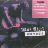 Cd Shawn Mendes   Mtv Unplugged   Novo Lacrado