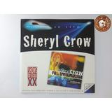 Cd Sheryl Crow Millenium Ao Vivo   Ganha Caixa Nova B5