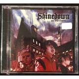 Cd Shinedown   Us And Them Lacrado Importado