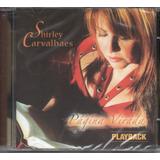 Cd Shirley Carvalhaes   Página Virada   Playback