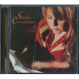 Cd Shirley Carvalhaes Página Virada Bl66