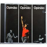 Cd Show Opinião   Nara Ze Keti João Do Vale   1994   Bd