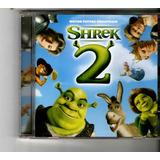Cd Shrek 2   Trilha Sonora Do Filme Original