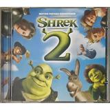 Cd Shrek 2 Soundtrack Trilha Sonora   C9