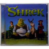 Cd Shrek 2002 Trilha Sonora Do Filme Importado Lacrado