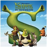 Cd Shrek Forever After  music From The Motion Picture Soundt