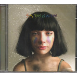 Cd Sia   This Is Acting deluxe Edition 19 Faixas