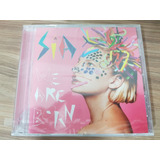 Cd Sia We Are Born   Lacrado