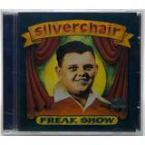 Cd Silverchair Freak Show 1996 Sony Music Lacrado 13 Faixas