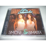 Cd Simone & Simara Bar Das Coleguinhas   Original