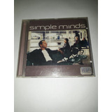 Cd Simple Minds   Néapolis   Excelente Estado