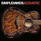 Cd Simple Minds Simple Minds Acoustic