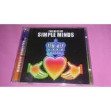Cd Simple Minds The Best Of Duplo Importado Usado Frete 10