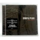 Cd Simple Plan   Mtv Hard Rock Live   Importado   Lacrado
