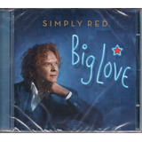 Cd Simply Red   Big Love